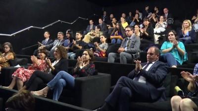 Bakü'deki MIKTA Film Festivali, Ayla Filmi İle Başladı