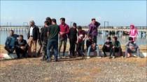 Balıkesir Ayvalık'ta 92 Düzensiz Göçmen Yakalandı