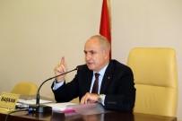 Başkan Akgün'den Deprem Açıklaması