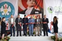 Başkan Ergün Akhisar'da İtfaiye Biriminin Açılışını Yaptı