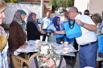 Başkan Ergün'e Akhisar'da Yoğun İlgi