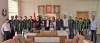 FEVZI KıLıÇ - Başkan Kılıç, Sakaryaspor Formalarını Takdim Etti