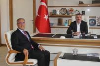 Başkan Özdemir Açıklaması 'İş Birliğine Açığız'