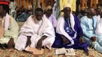MESCİD-İ NEBEVİ - Batı Afrika'nın En Büyük Camisi İbadete Açıldı
