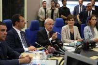 Canan Kaftancıoğlu - CHP Genel Başkanı Kılıçdaroğlu'ndan AKOM'a Ziyaret
