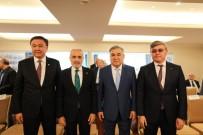 CENGİZ AYTMATOV - Cumhurbaşkanı Başdanışmanı Topçu, Türk İşbirliğinin Mimarı Kitabının Tanıtım Programına Katıldı