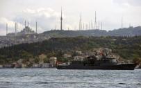 Donanmanın İncileri İstanbul Limanlarında