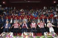 ZÜLFÜ DEMİRBAĞ - Elazığspor'a Destek İçin 5 Saatte 40 Bin 58 Adet Forma Satıldı