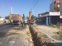 Gültepe Mahallesi'ne Bin 200 Metrelik Yeni Hat Döşeniyor