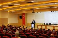 METAFIZIK - 'İslam Düşünce Disiplinleri Ve Dini Düşüncenin Geleceği' SAÜ'de Konuşuldu