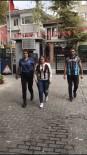 İstanbul'da Motosikletin Üstünde Dans Eden Kadın Maganda Yakalandı