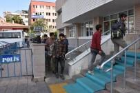 Kaçak Göçmenleri 'İstanbul' Diyerek Kırıkkale'ye Bıraktılar
