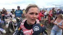 Kirsten Landman'ı Dakar Rallisi Heyecanı Sardı