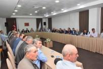 TAHIR ŞAHIN - 'Köylere Hizmet Götürme Birliği Olağan Meclis Toplantısı' Yapıldı