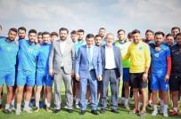AHMET ERBAŞ - Milletvekili Ahmet Erbaş Açıklaması 'Rekabet Sahada Olsun'