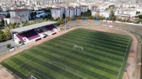 (Özel) Silivri Stadı'nın Kapalı Tribünü İncelenmek Üzere Tedbiren Kapatıldı