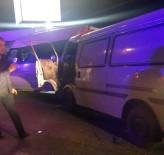 Rize'de Trafik Kazası Açıklaması 10 Yaralı