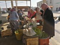 Salihli'de 'Üretici Pazarı' Açıldı