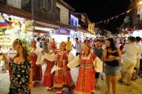 Side'de Şenlik 'Halk Dansları Festivali' İle Devam Ediyor