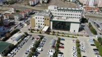 Silivri Devlet Hastanesi Havadan Görüntülendi