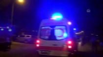 Şırnak'ta Park Halindeki Tırın Yakıt Deposu Patladı Açıklaması 1 Yaralı