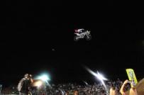 Antalya'da Nefes Kesen Motosiklet Gösterileri