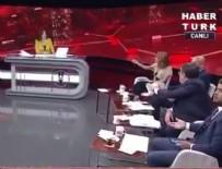 Nagehan Alçı ve Ersan Şen birbirine girdi