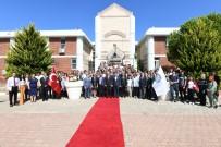 HACI MEHMET KARA - Ege Üniversitesi Çeşme Turizm Fakültesinde Açılış Heyecanı