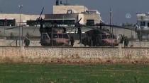 Fırat'ın Doğusunda Yedinci Ortak Helikopter Uçuşu Tamamlandı