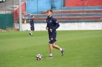 KASTAMONUSPOR - Karabükspor'da Kastamonuspor Maçı Hazırlıkları Tamamlandı
