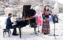NEMRUT DAĞI - Nemrut Dağı'nda Piyano Konseri