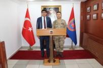 Rektör Alma'dan, Albay Özdurhan'a Hayırlı Olsun Ziyareti