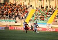 Süper Lig Açıklaması Alanyaspor Açıklaması 0 - Sivasspor Açıklaması 1 (İlk Yarı)