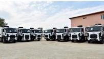 Tepebaşı Belediyesi'nin Araç Filosu Güçleniyor