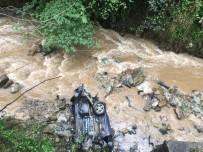 TAŞKıRAN - Trabzon'da Kardeşlerin Araba Merakı Ölümle Sonuçlandı