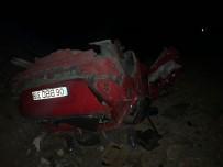 Yozgat'ta Trafik Kazası Açıklaması 1 Yaralı