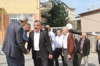 Başkan Özdemir'den Vefa Örneği