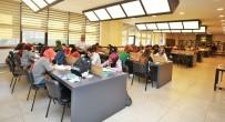 ŞEHITKAMIL BELEDIYESI - Gençlik Kütüphanelerine Yoğun İlgi