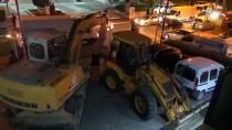 İncirliova Belediye Başkanı'nın Makam Aracına Haciz Kararı