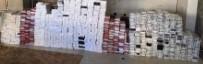 Midyat'ta 7 Bin 130 Paket Gümrük Kaçağı Sigara Ele Geçirildi