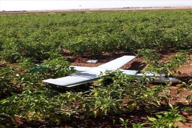 Türk hava sahasını 6 kez ihlal eden  İHA, düşürüldü