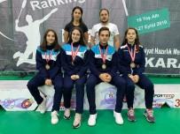 Osmangazili Badmintoncular Madalyaları Topladı