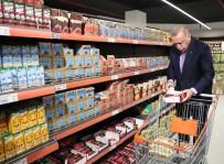 Tarım Kredi Kooperatifi'nin Satış Ofisinden Alışveriş Yaptı