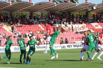 TFF 1. Lig Açıklaması Balıkesirspor Açıklaması 2 - Giresunspor Açıklaması 0