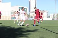 TAŞKıRAN - TFF 2. Lig Açıklaması Elazığspor Açıklaması 1 - Bandırmaspor Açıklaması 1