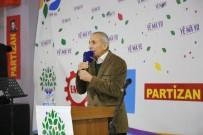 Tunceli'de HDP İl Eş Başkanları İle 6 Kişi Gözaltına Alındı