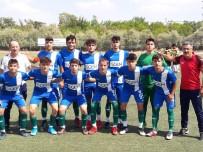 U19 1. Küme Futbol Ligi'nde Heyecan Sürüyor