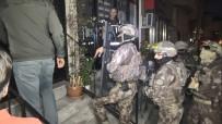 500 Polisle Şafak Vakti Dev Uyuşturucu Operasyonu