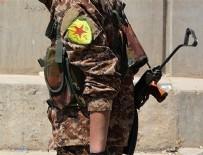 SKANDAL - ABD ve YPG/PKK'dan 700 teröriste ortak eğitim