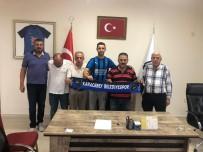 KASTAMONUSPOR - Ahmet Bahçıvan Karacabey Belediyespor'da